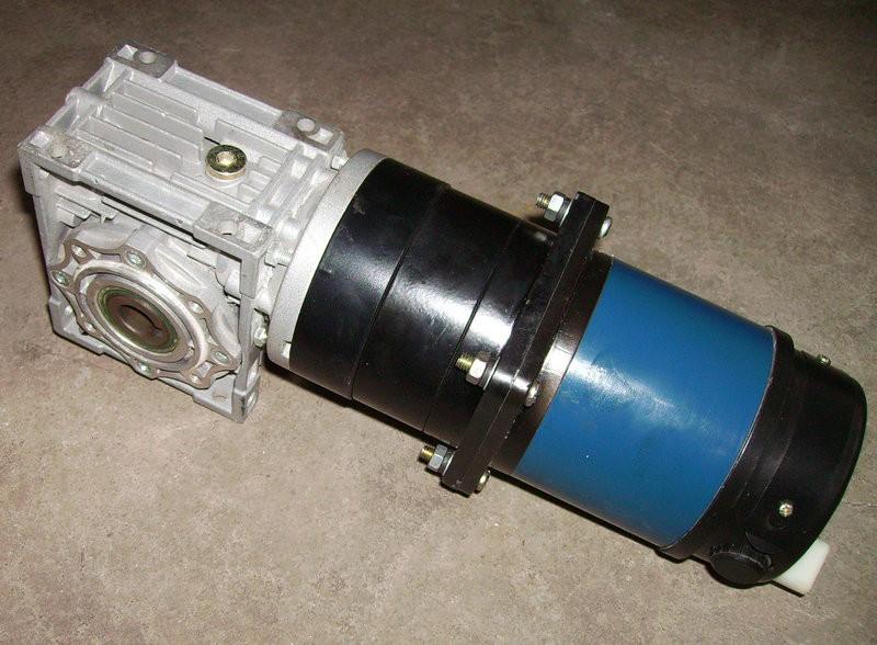 蜗轮减速电机