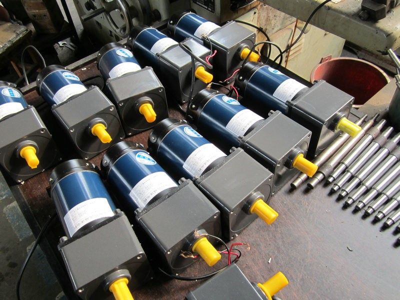 GK方箱减速电机