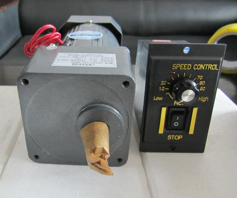 YYJ齿轮减速异步电动机